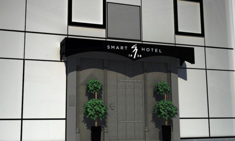 Autodefinido como el hotel más inteligente del mundo.