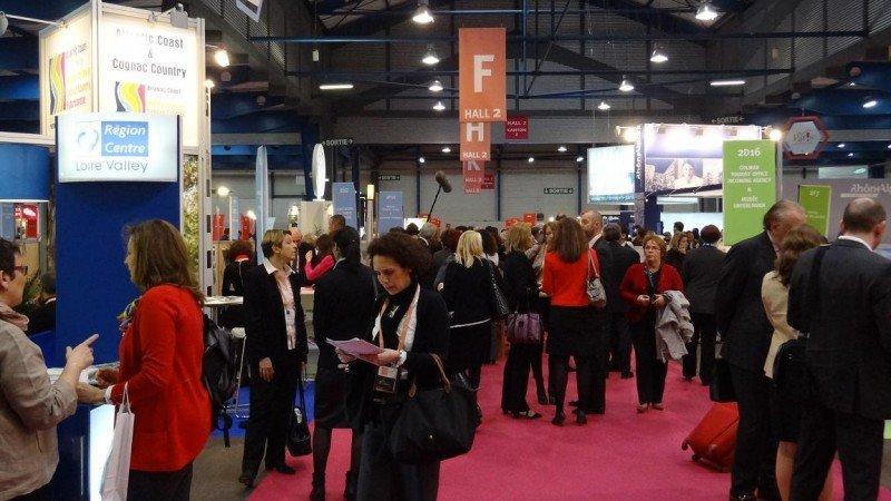 La octava edición de Rendez-vous en France (en la imagen) ha reunido a 2.000 profesionales de 680 compañías expositoras y 900 turoperadores internacionales.