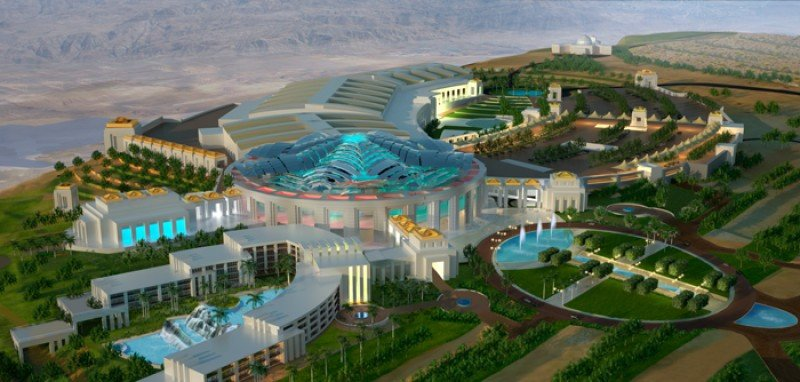El cuarto hotel de IHG en Omán formará parte del Oman Convention and Exhibition Centre (en la imagen), cuyas obras está previsto que concluyan en 2016.