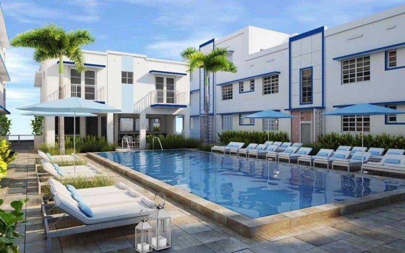 Hotel Pestana South Beach Art Decó.