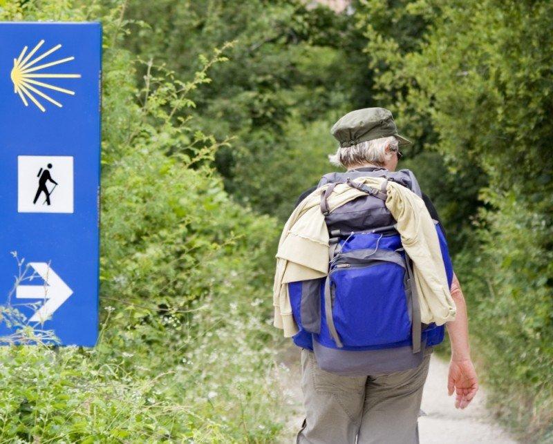 Santiago arranca 2013 con más peregrinos que el último año Xacobeo. #shu#