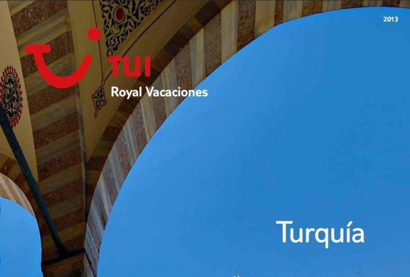 TUI Royal Vacaciones edita un nuevo monográfico sobre Turquía