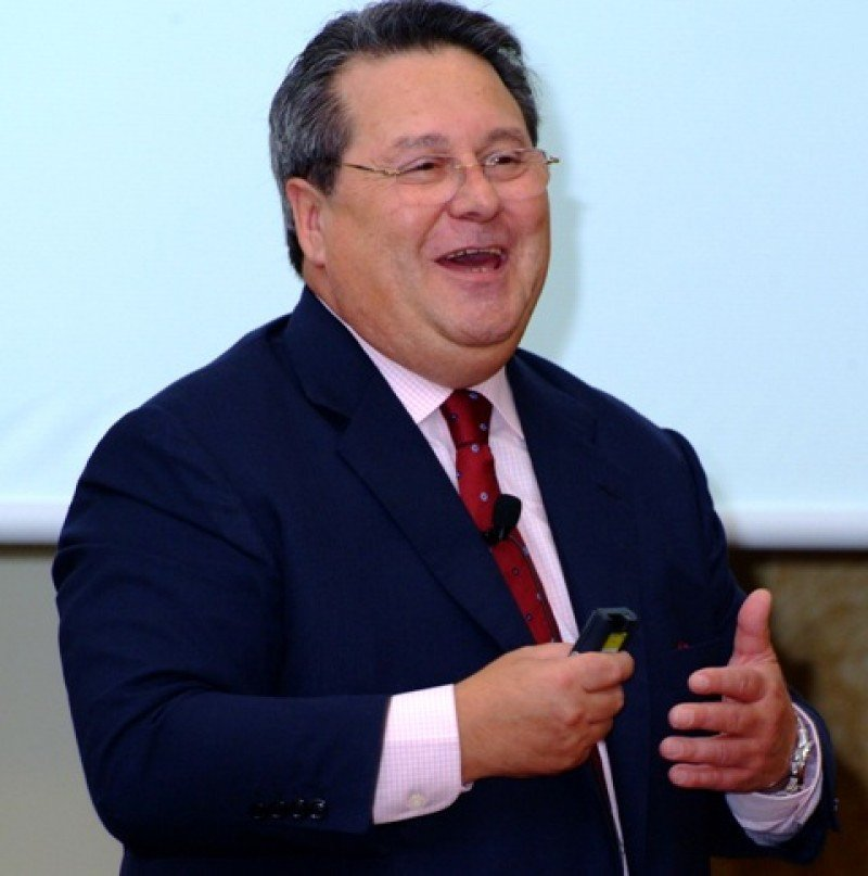 El consultor turístico Eulogio Bordas, presidente de la firma THR.