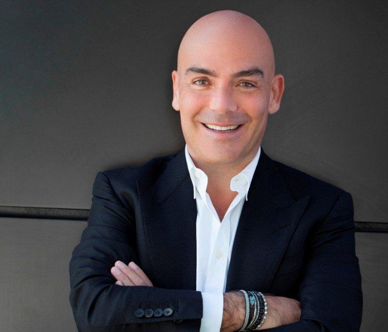 Kike Sarasola es presidente y fundador de Room Mate.