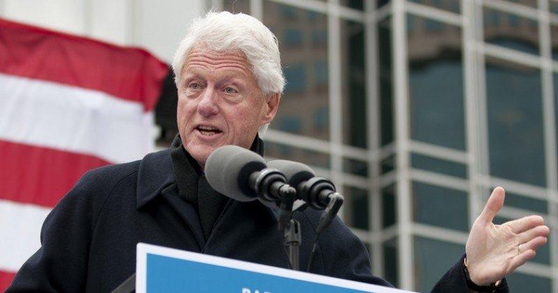 Bill Clinton se reúne con la industria turística mundial. #shu#