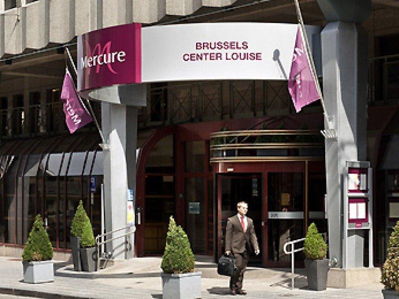 El Mercure Brussels Center Louise es uno de los cinco hoteles que pasará a comercializarse con la marca Pentahotels.