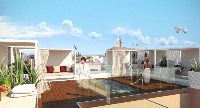 El aparthotel Palma Suites abrirá en Mallorca en mayo
