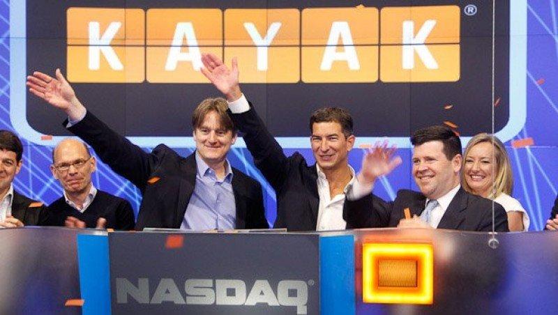Kayak logró beneficios de 7 M € en 2012