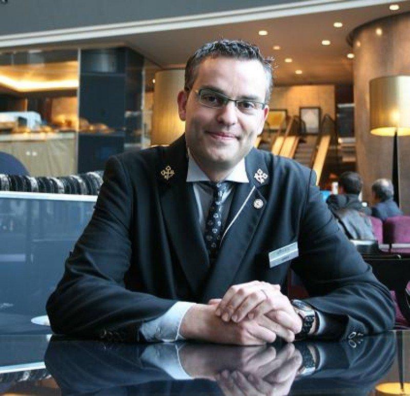Jordi Leno: 'No se puede concebir un hotel de lujo sin servicio de conserjería'.