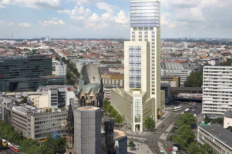 Waldorf Astoria Berlin.