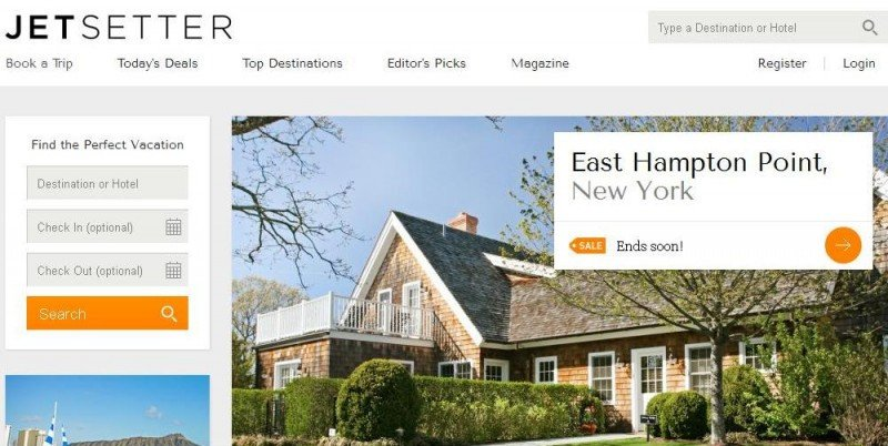 TripAdvisor adquiere el site de ventas flash Jetsetter