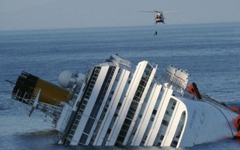 Costa Cruceros pagará un millón de euros por el naufragio del Costa Concordia