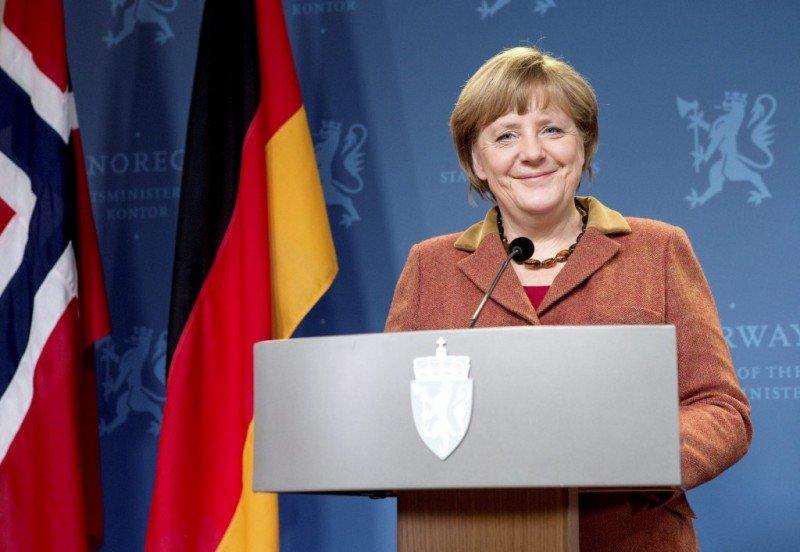 Angela Merkel lleva el timón de Alemania y el de la 'nueva' Europa.
