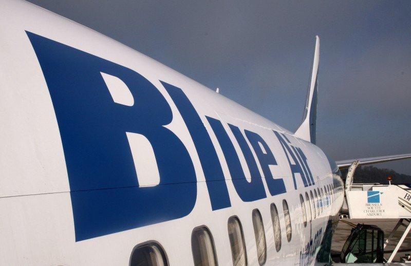 La aerolínea rumana Blue Air busca un comprador