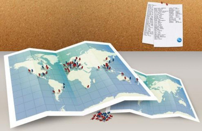 El portal comercializa hostels en todo el mundo.