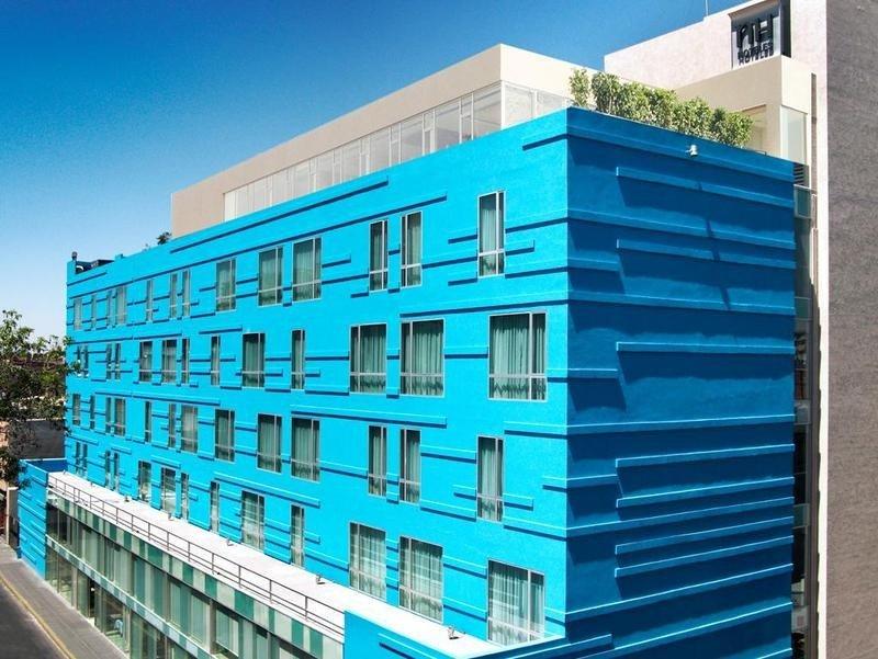 NH iniciará en mayo la ampliación de su hotel en Puebla (en la imagen).
