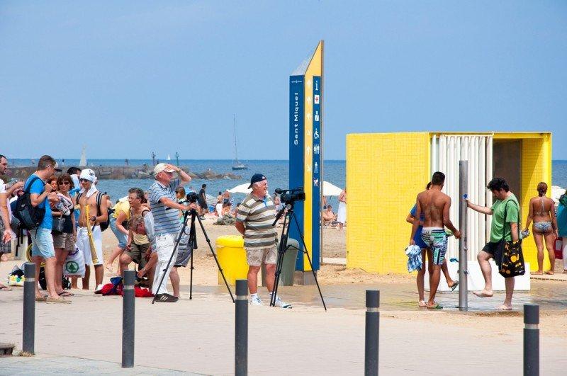 España, líder como destino de vacaciones para los europeos. #shu#