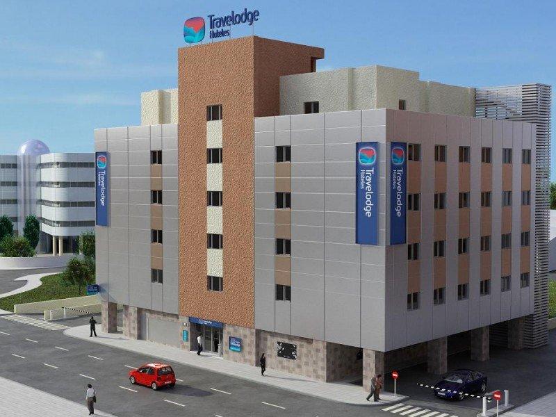 Infografía del hotel Travelodge Madrid Alcalá, que abrirá a finales de mayo.