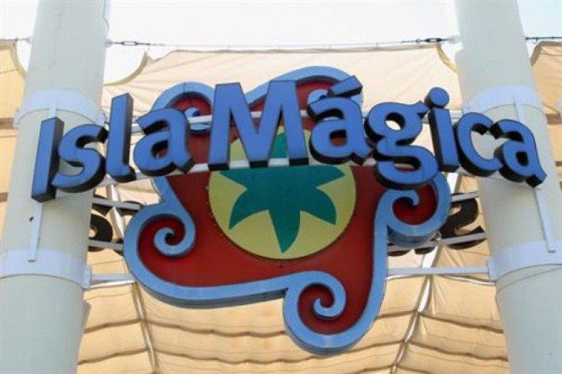 Firman el ERE de Isla Mágica.