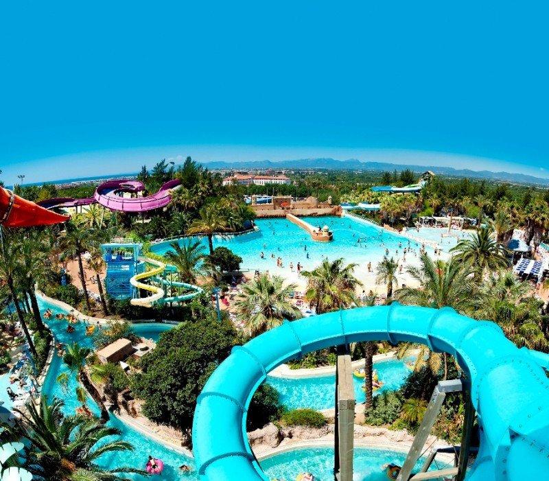 La inversión en parques de atracciones supera los 500 M € en Europa. Imagen: PortAventura.