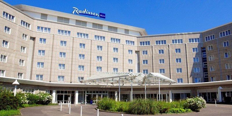 Radisson Blu Hotel Dortmund.