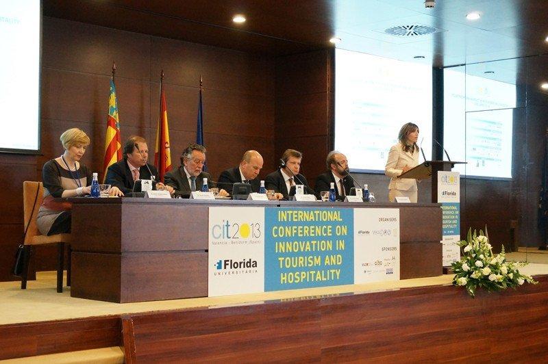 Inauguración CIT 2013. Hotel Balneario Las Arenas, Valencia.