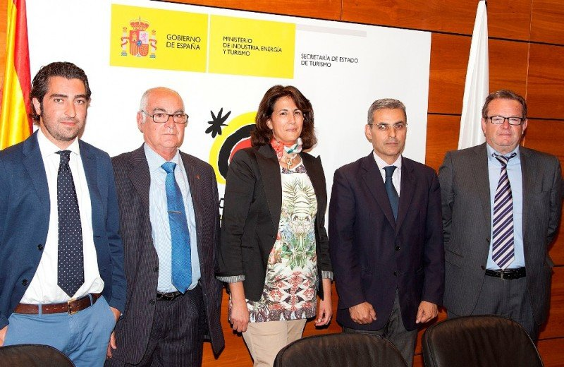 Turespaña colaborará con la Confederación Española de Asociaciones de Clubes Náuticos.