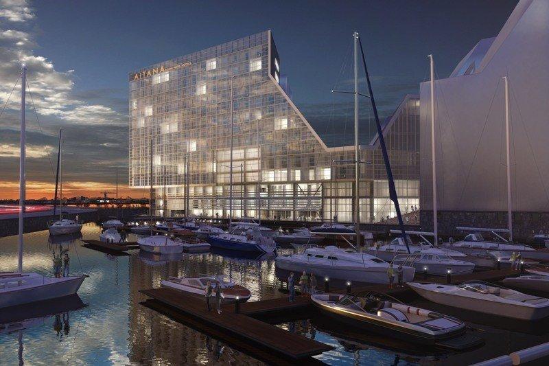 La cadena abrirá en mayo en Amsterdam el Room Mate Aitana, su buque insignia.