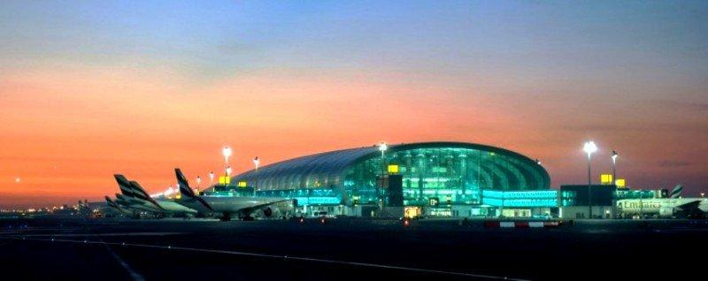 El Aeropuerto de Dubai se convierte en el primer hub mundial de vuelos del A380
