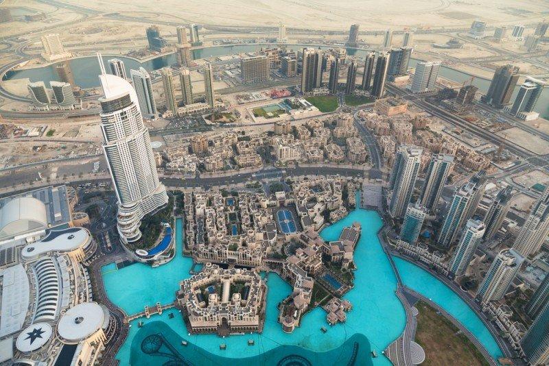 Dubai es el emirato más poblado. #shu#