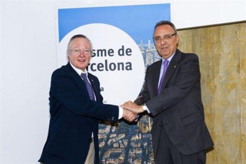 Turisme de Barcelona y Vueling invertirán 150.000 € en promoción.