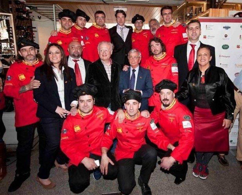 """Nace """"La Roja"""" de la cocina para potenciar el turismo gastronómico fuera de España."""