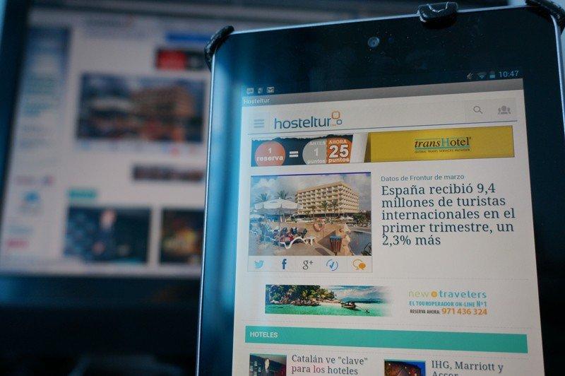 Hosteltur estrena aplicación para dispositivos Android