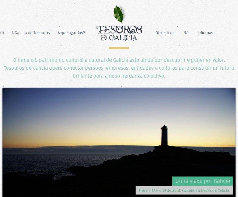 Nueva asociación para fomentar el turismo cultural de Galicia.