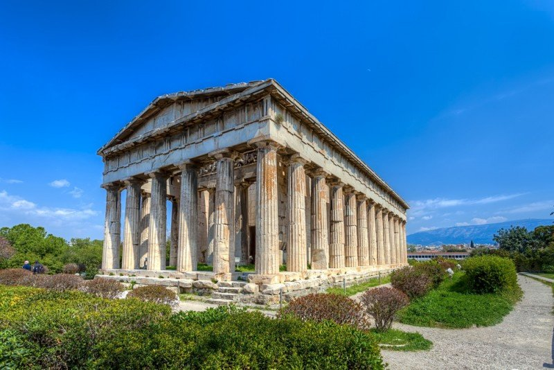 La llegada de turistas extranjeros cae un 5,5% en Grecia. #shu#