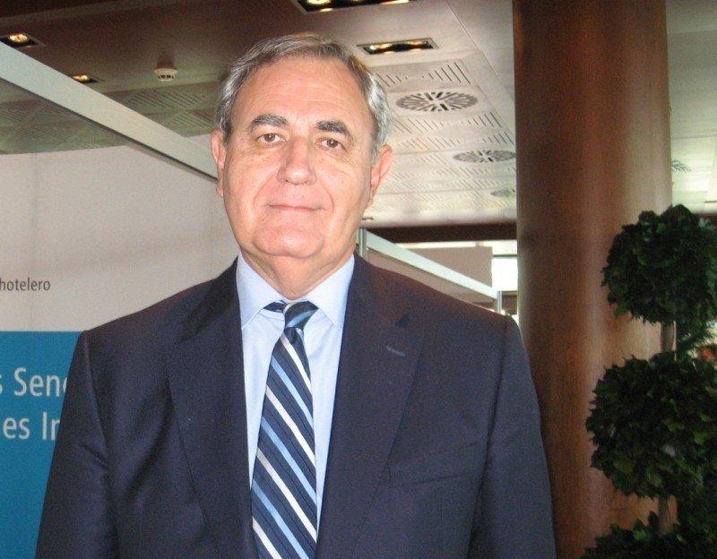Carlos Díaz, presidente de AEHM (Asociación Empresarial Hotelera de Madrid).