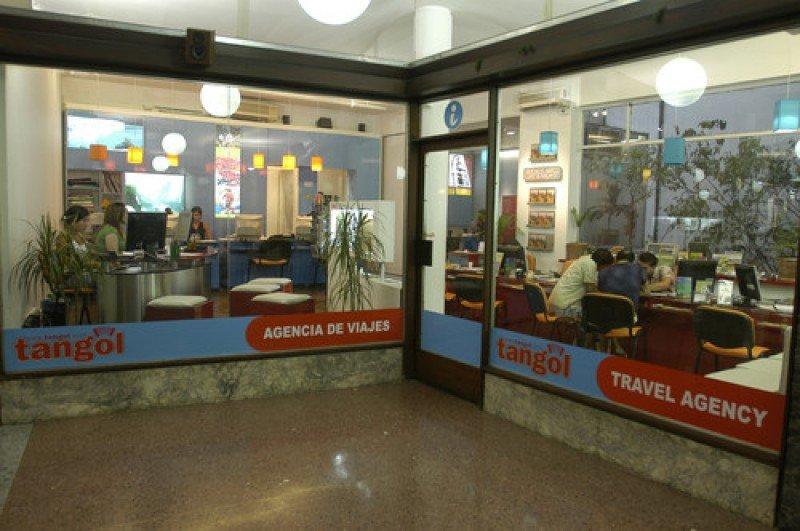 Agencia de viajes argentina.