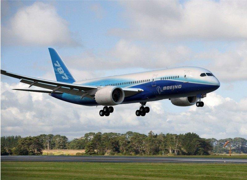 Europa y Japón aprueban los cambios al B787 Dreamliner