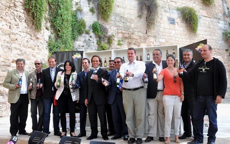 Presentación del nuevo evento 'Beer Palma-Feria de la Cerveza'.