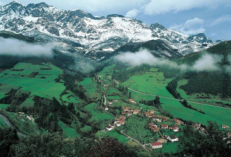 Una imagen de Cantabria.
