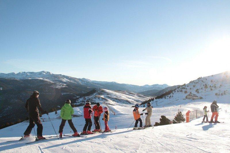 La temporada de esquí se alarga con estaciones abiertas hasta principios de mayo