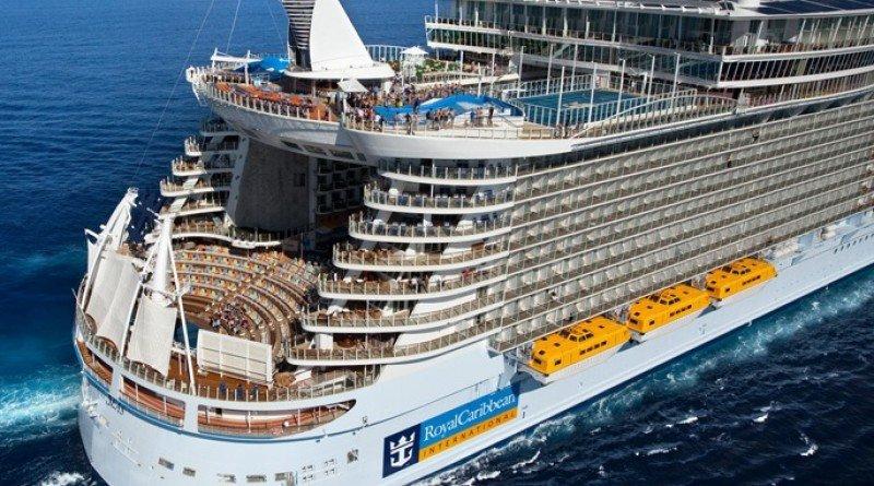 Royal Caribbean aumenta beneficios un 62% en el primer trimestre