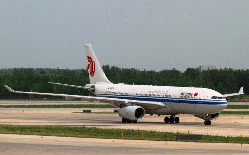 Air China aumenta sus vuelos directos con España