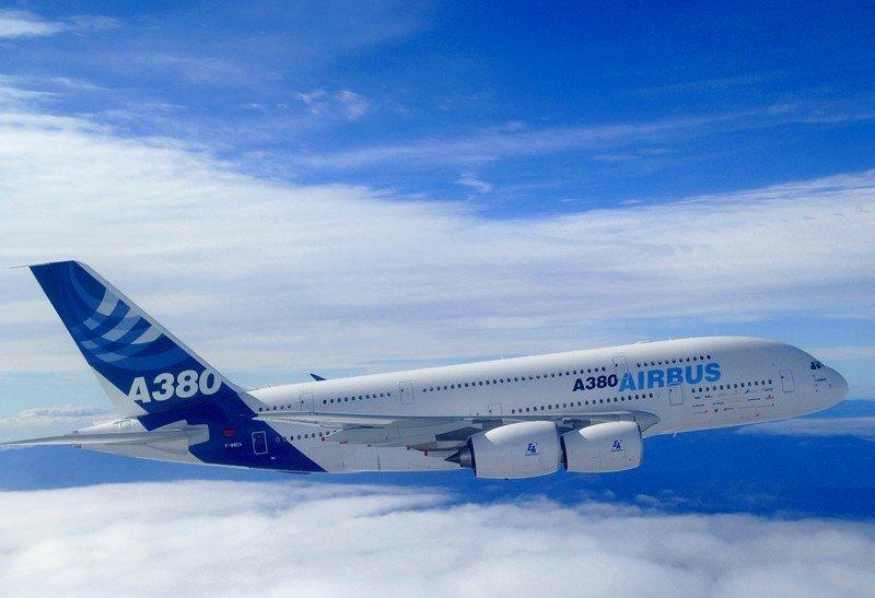 Airbus aventaja a Boeing con 201 pedidos más en el primer trimestre
