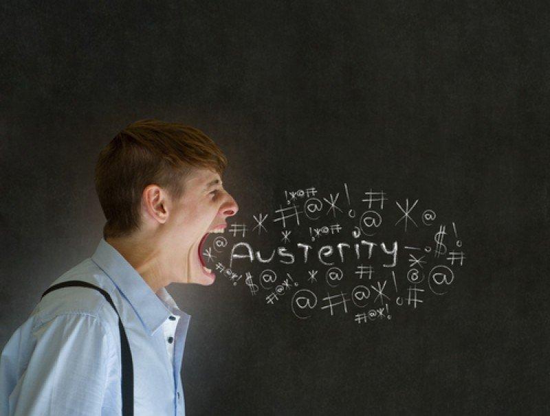 Las recetas de austeridad dominan la política económica española. #shu#