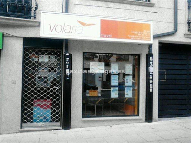 Una de las agencias franquiciadas de Volaria.