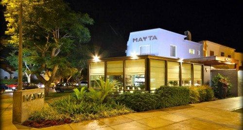 Restaurante Mayta en Lima, Perú.