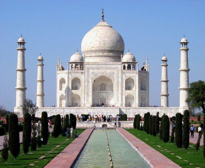 El Taj Mahal está en una de las zonas más expuestas del país