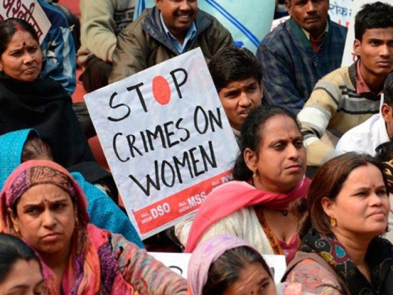No sólo las turistas son víctimas de abuso sexual en la India, donde el problema ha generado protestas masivas