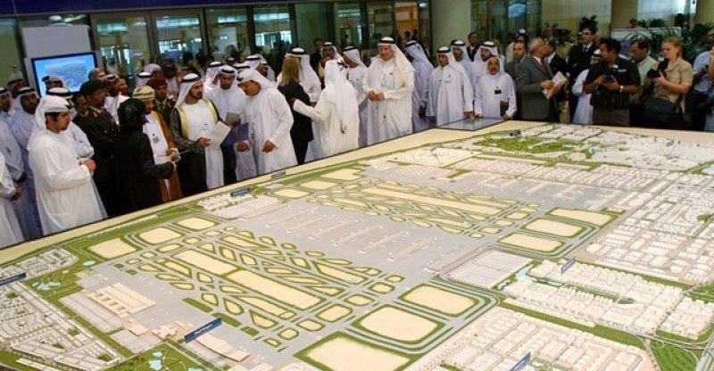 Los proyectos de infraestructura en Dubai superan todos los límites